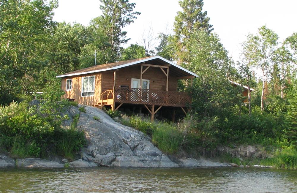 Otter Falls Resort Cabin 11