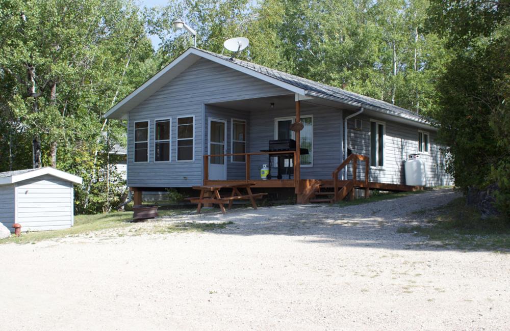 Otter Falls Resort Cabin 7