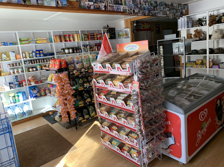 Otter Falls Resort Convenience Store