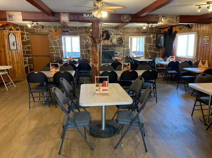 Otter Falls Resort Grill Restaurant in Whiteshell Provincial Park